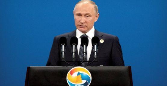Putin: 'YPG'yle ilişkiyi sürdüreceğiz'