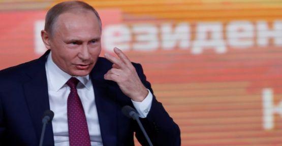 Putin: Kürtlerle ilişkimizi hiçbir şey durduramaz