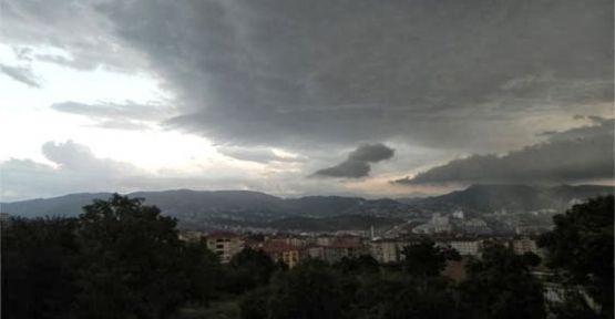 Radyasyon bulutları İstanbul'dan geçmiş