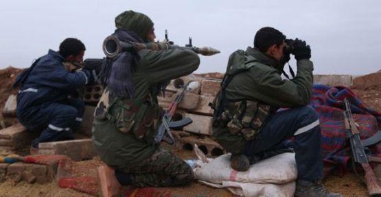 Rojava'da Karakozak Köprüsü YPG'nin kontrolüne geçti