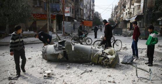 Rusya: ABD Suriye'yi vurursa yanıt veririz