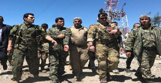 Rusya: ABD, YPG bölgesinde 20 üs kurdu