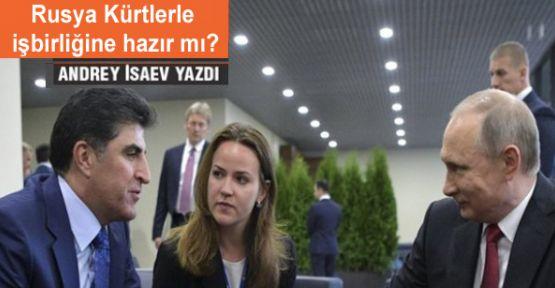 Rusya Kürtlerle işbirliğine hazır mı?