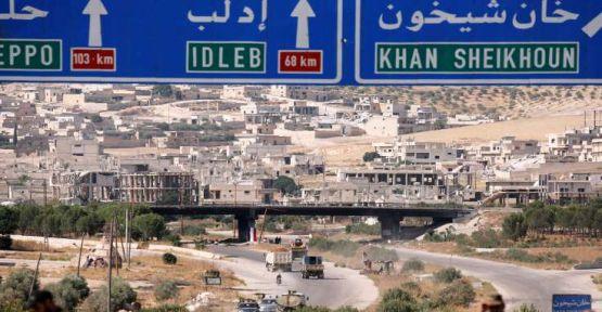 Rusya resmen duyurdu: İdlib'de M5 karayolu Suriye'nin kontrolünde