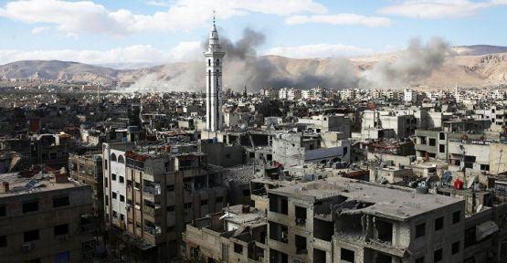 Rusya: Suriye ordusu Doğu Guta'da kontrolü sağladı