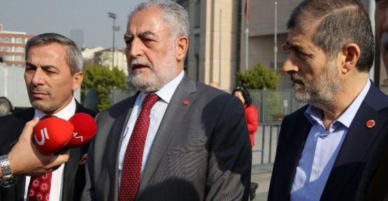 Saadet Partisi'nden İstanbul kararı: Aynı adayla devam