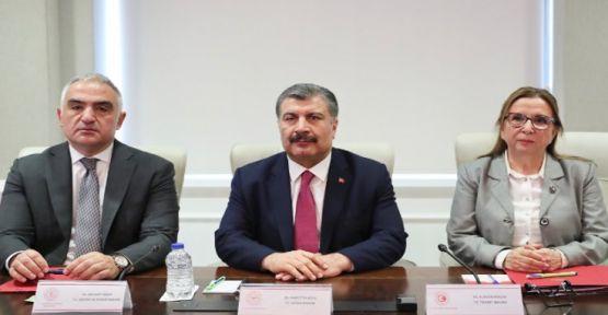 Sağlık Bakanı Fahrettin Koca: Bir veya birkaç vaka salgın değildir