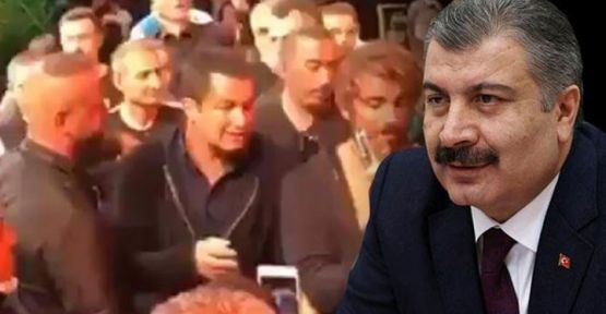 Sağlık Bakanı Koca'dan Survivor eleştirisi