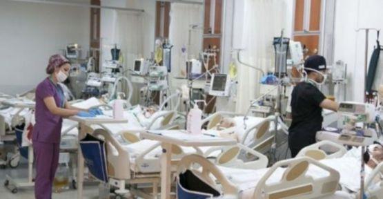 Sağlıkçılar Zonguldak Valisi'ne tepkili: Faturayı bize çıkarma