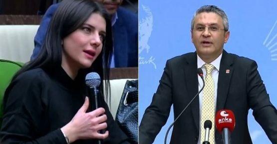 Salıcı'dan CNN Türk muhabirine: Bu soruları Erdoğan'a sorabiliyor musunuz?