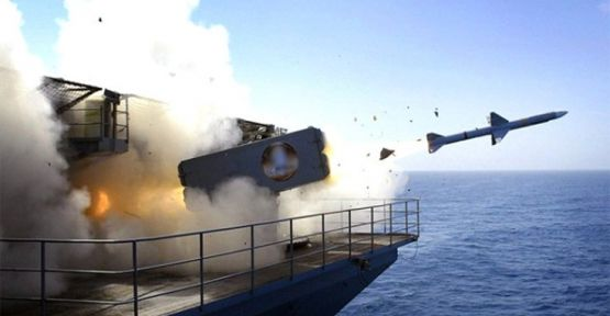 SANA: Suriye'de askeri havalimanına füze saldırısı yapıldı
