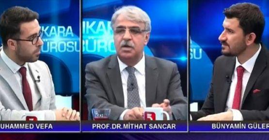 Sancar: PKK ile hiçbir ilişkimiz yok, o kadar net söylüyoruz, olmaz da