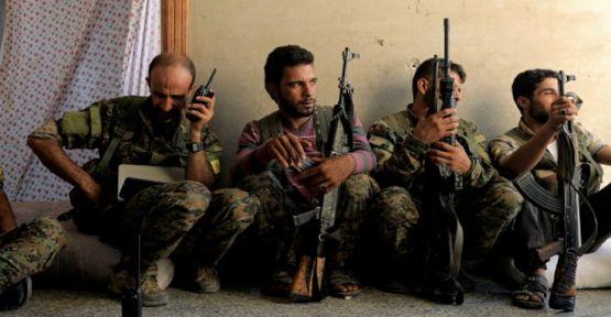 SDG biri Türk altı yabancı IŞİD'ciyi yakaladı