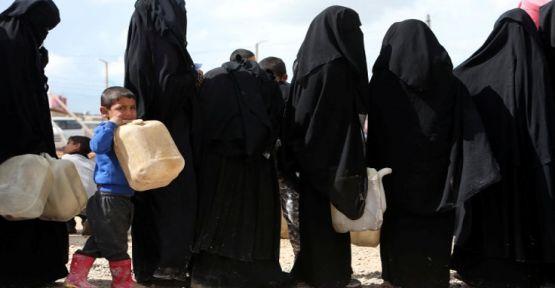 SDG kamplarındaki IŞİD'li kadın ve çocuklara ne olacak?