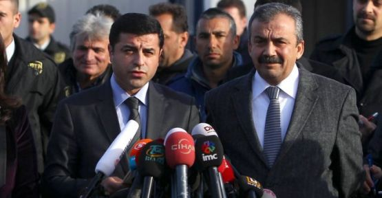 Selahattin Demirtaş'a ana davadan tahliye