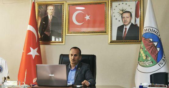 Belediye Başkanı Saklı'nın koronavirüs testi pozitif çıktı