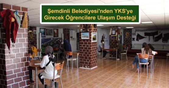 Şemdinli Belediyesi'nden YKS'ye Girecek Öğrencilere Ulaşım Desteği