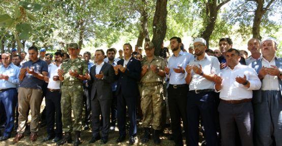 Şemdinli'de 15 Temmuz Demokrasi ve Milli Birlik Günü etkinliği