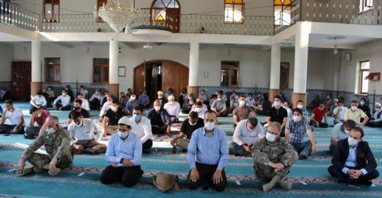 Şemdinli'de 15 Temmuz Etkinliği