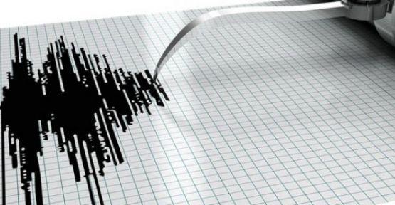 Şemdinli'de 3.3 büyüklüğünde deprem