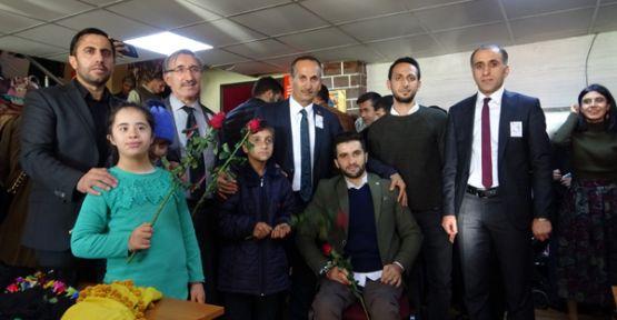Şemdinli'de 3 Aralık Dünya Engelliler Günü Etkinliği