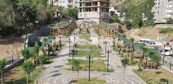 Şemdinli'de Aile ve Çocuk Oyun Parkları Yeniden Kapatıldı