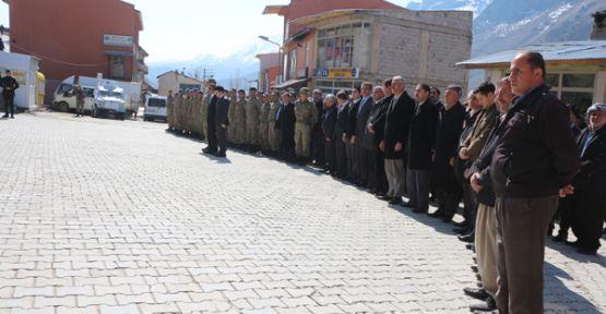 Şemdinli'de Çanakkale zaferi programı
