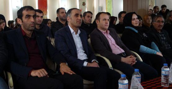 Şemdinli'de Mevlana Haftası etkinliği