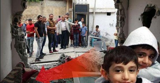 Silopi'de panzerle eve girip çocukları ezen polis tutuklandı