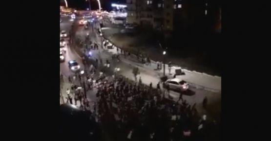 Şırnak'ta cinsel istismar protestosu