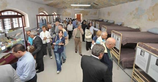 Sırrı Süreyya Önder'in ismi 'Ulucanlar Müzesi'nden kaldırıldı!