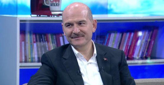 Soylu: İstanbul ve Ankara'ya kayyım söz konusu değil