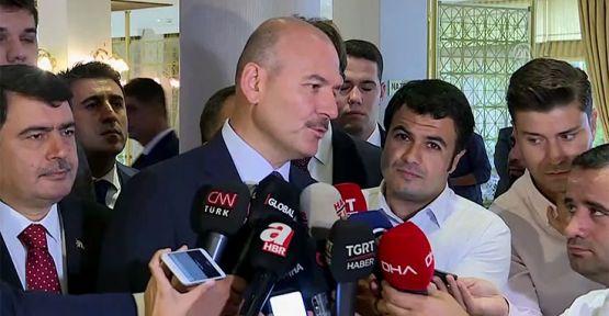 Süleyman Soylu'dan Diyarbakır, Mardin ve Van açıklaması