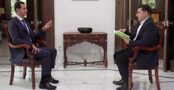 Suriye Devlet Başkanı Beşar Esad'dan PYD'ye ABD eleştirisi