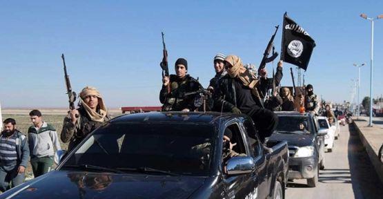 Suriye ordusu, IŞİD'in kaçak petrol hattını hedef alıyor