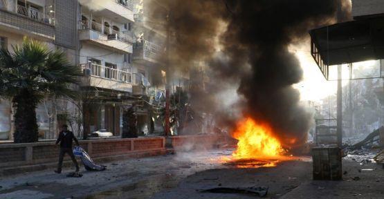 Suriye ordusundan İdlib'de tek taraflı ateşkes