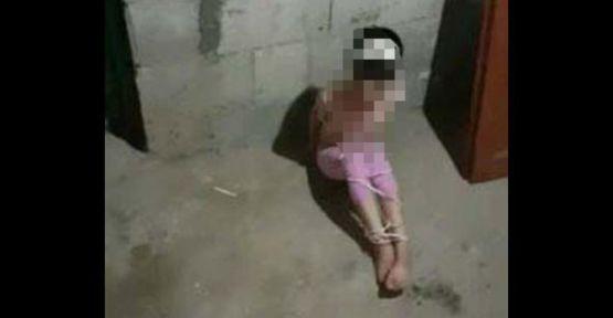 Suriyeli çocuğu fidye için kaçırdılar
