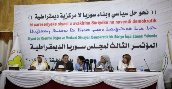 Suriyeli Kürtler 'Şam'la müzakere heyeti' kuruyor