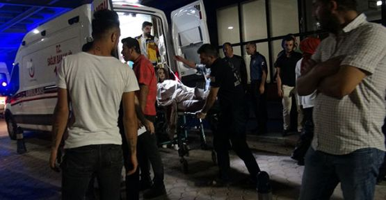 Azez'de patlama: 15 ölü, 29 yaralı