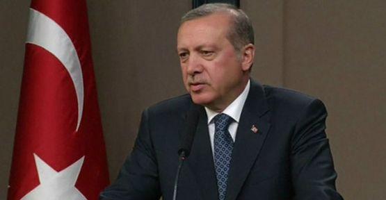 'Suriye'nin kuzeyinde bir devlet kurulmasına müsaade etmeyeceğiz'