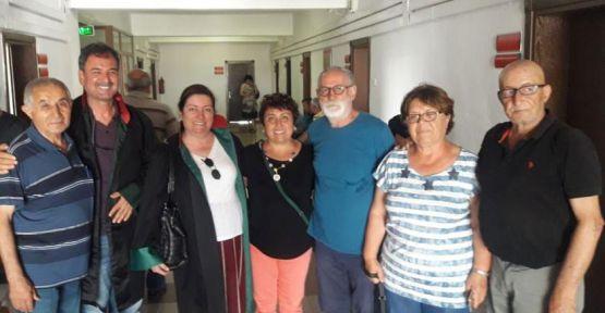 Tahir Elçi protestosuna açılan davada beraat