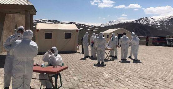 Taziye çadırından yayılan virüsten ilk ölüm