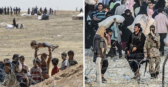 Tel Abyad gerçeği: Türkiye'den IŞİD'e 'canlı kalkan' desteği!