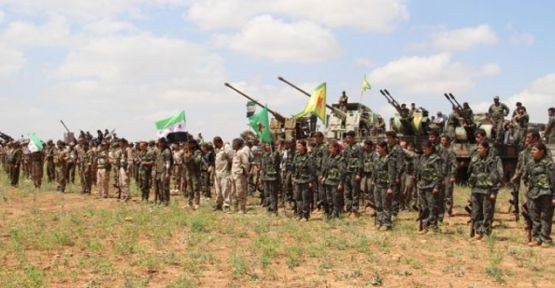 Tel Abyad-Rakka bağlantısı kesildi