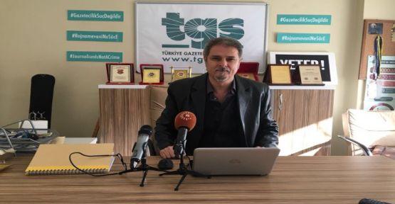 TGS: 10 bin gazeteci işsizlik sarmalında
