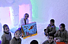Okulda tuz odasında terapi