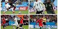 2018 Dünya Kupası'nda son 16 turu dev...