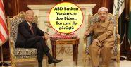 ABD Başkan Yardımcısı Biden, Barzani...