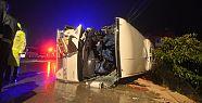 Adana'da kaza: 3 kişi öldü, 13 kişi...