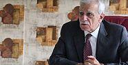 Ahmet Türk: 'Siyaset yapmaya mecburuz'